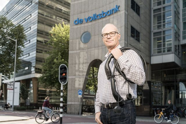 Arno Veenman - Volksbank